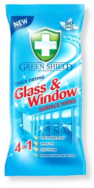 GreenShield Glassy + Window